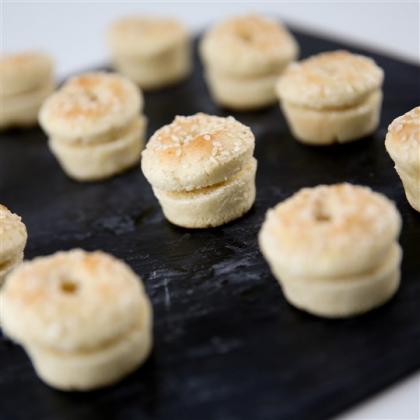 minis bagels norvégiens