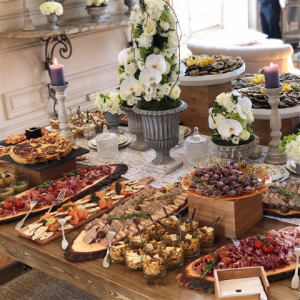 mon buffet provençal