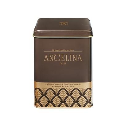 chocolat chaud Angelina