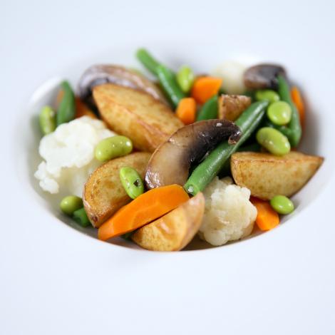 poélée de légumes